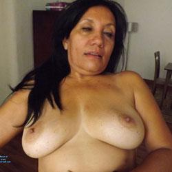 La Senoara Cachua II - Brunette, Lingerie, Amateur