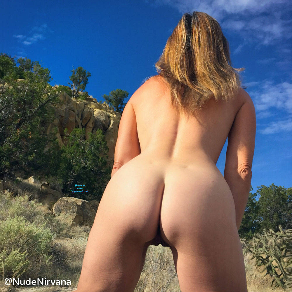 Pic #5 Nirvana Blue Sky - Nude Amateurs, Outdoors, Small Tits