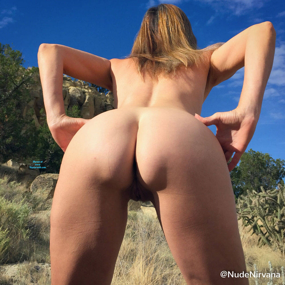 Pic #1 Nirvana Blue Sky - Nude Amateurs, Outdoors, Small Tits
