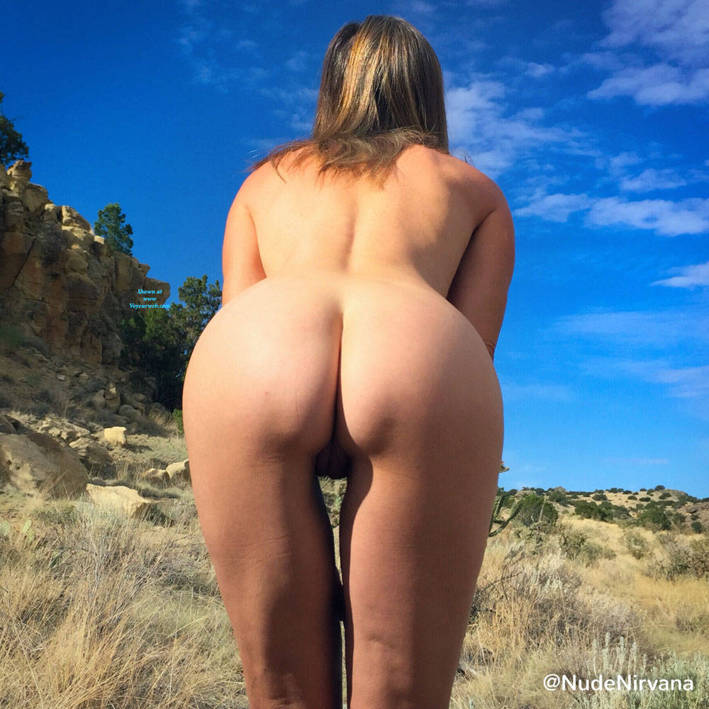 Pic #3 Nirvana Blue Sky - Nude Amateurs, Outdoors, Small Tits