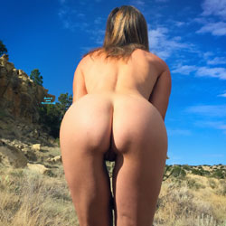 Nirvana Blue Sky - Nude Amateurs, Outdoors, Small Tits
