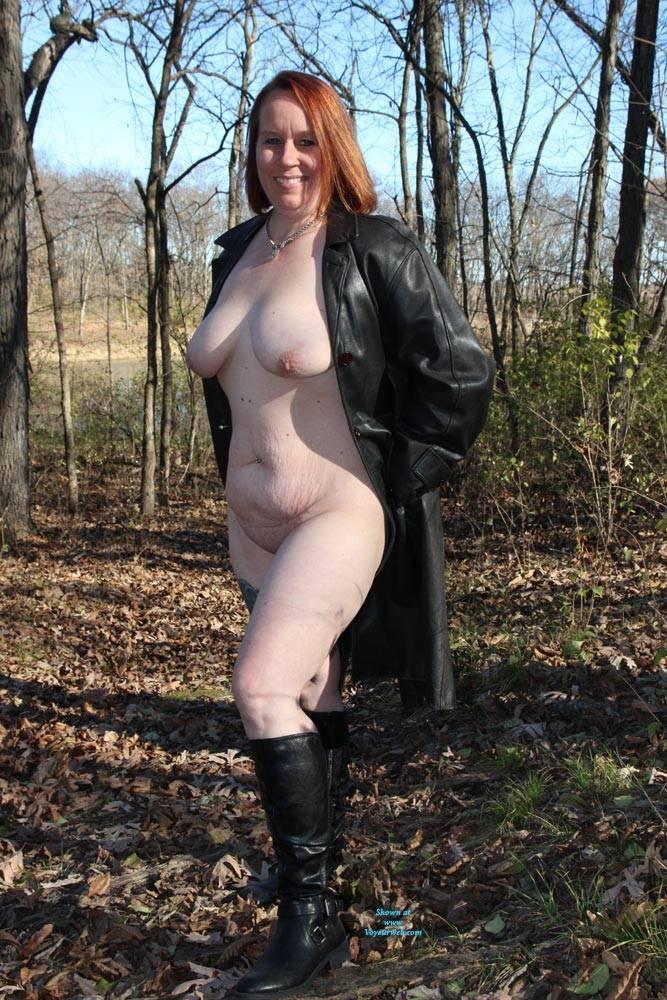 Pic #3 Beaver Creek - Nude Girls, Big Tits, Outdoors, Redhead, Amateur