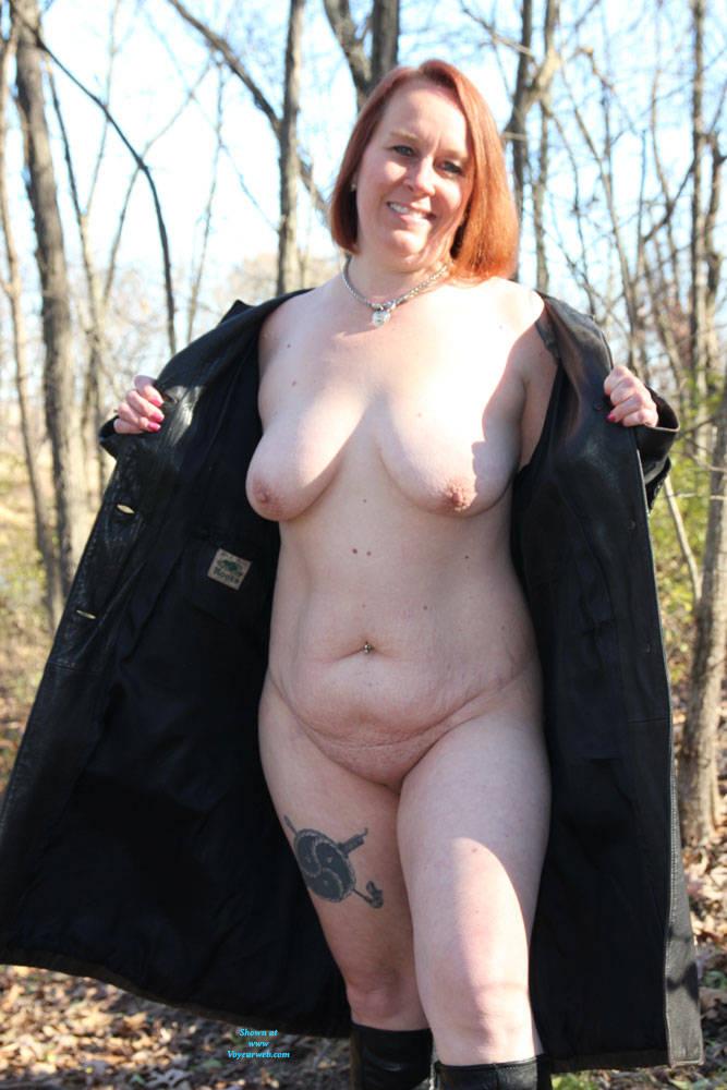 Pic #4 Beaver Creek - Nude Girls, Big Tits, Outdoors, Redhead, Amateur
