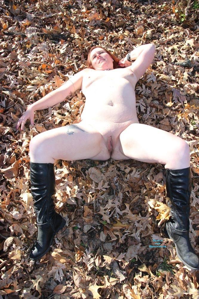 Pic #6 Beaver Creek - Nude Girls, Big Tits, Outdoors, Redhead, Amateur