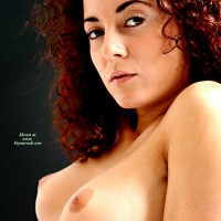 Inverted Nipples - Red Hair, Topless