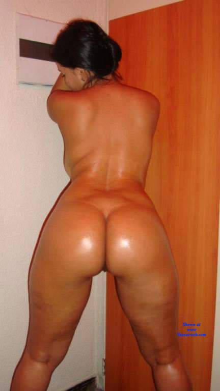 Pic #5 Mis Tetas - Nude Girls, Big Tits, Brunette, Amateur, Firm Ass