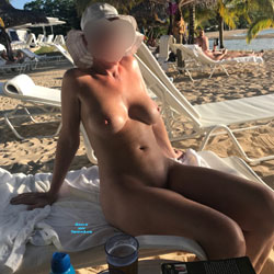 Jamaica - Nude Girls, Beach, Big Tits, Outdoors, Amateur