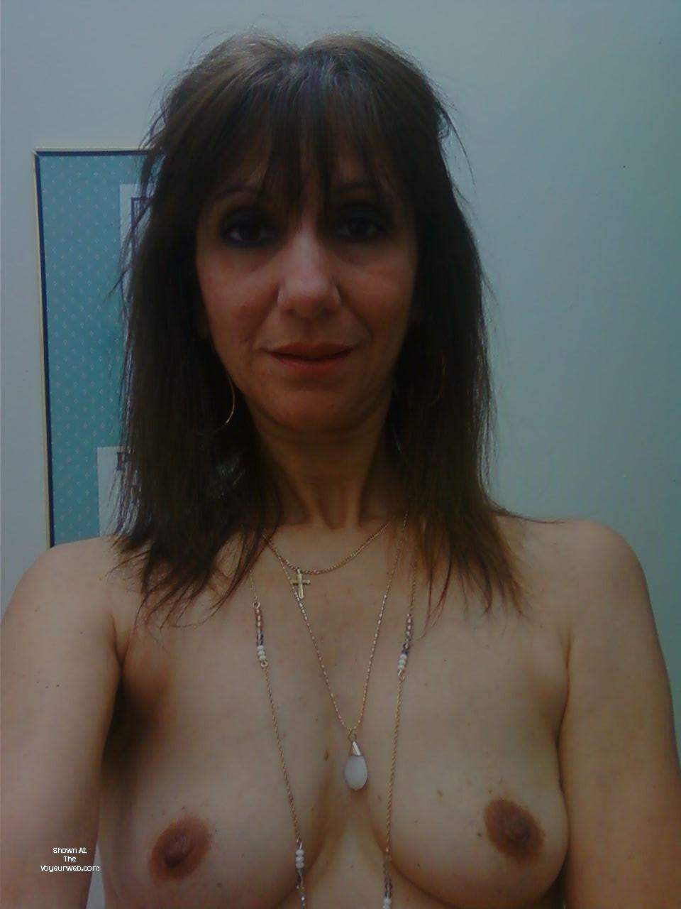 Pic #1 My small tits - Nina Reda