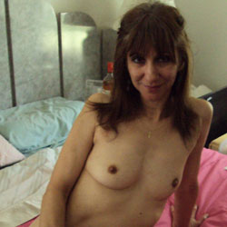 A Simple Lovely Display by Miss Nina Reda! - Brunette, Amateur, Mature