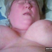 Large tits of my ex-wife - racecat