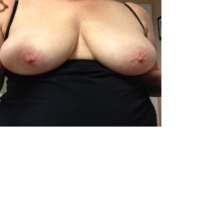 Large tits of my wife - Wifeys tits