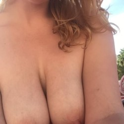 My very large tits - Bubbles