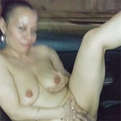 Naked In NYC Cab FDR Drive - Nude Girls, Big Tits, Brunette, Public Exhibitionist, Shaved, Amateur