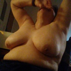 Large tits of my ex-girlfriend - amber