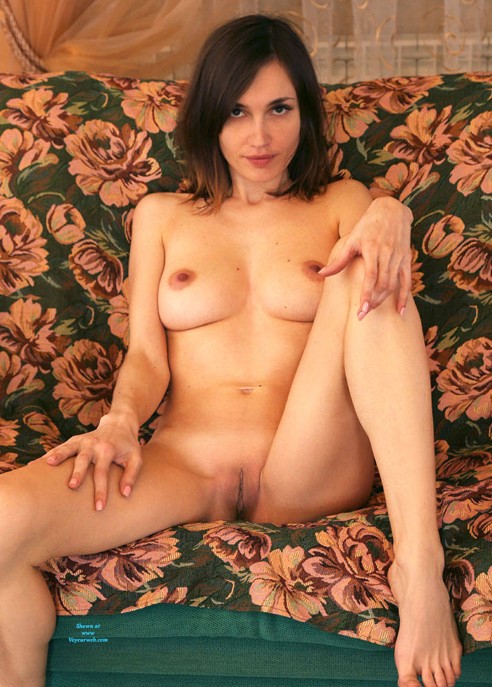 Pic #8 The Evening Is Coming - Nude Girls, Big Tits, Brunette, Shaved, Amateur