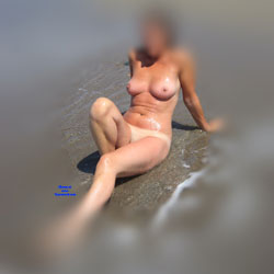 The Mrs - Nude Wives, Beach, Big Tits, Outdoors, Amateur