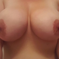 Very large tits of my wife - Wife Milf 33