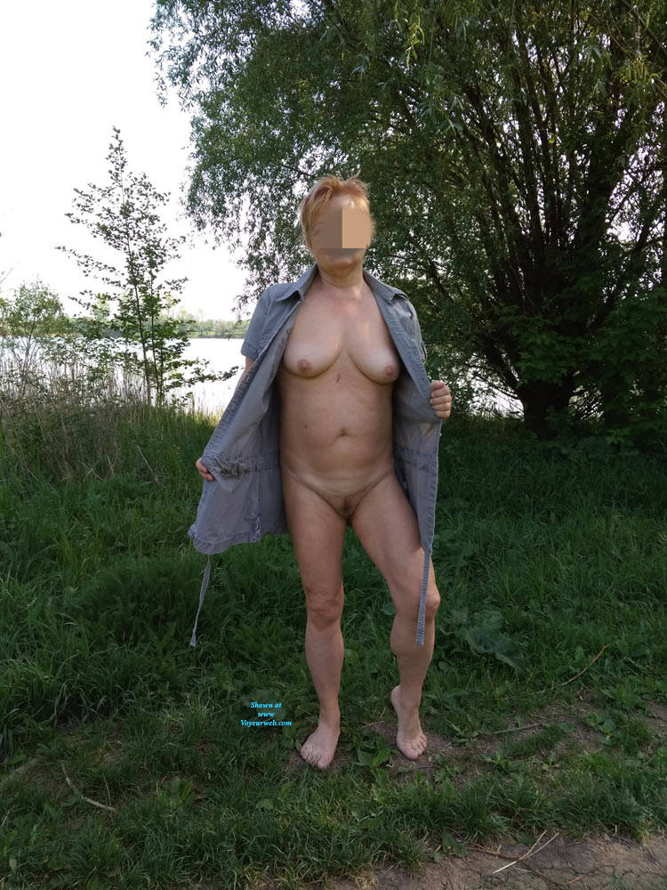 Pic #7 In Nature - Big Tits, Public Exhibitionist, Flashing, Outdoors, Public Place, Wife/wives, Amateur