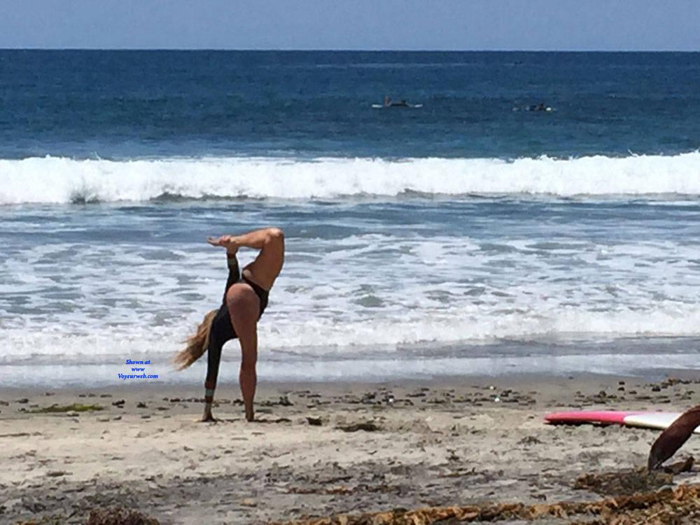 Pic #9 Sexy Surfer Ass - Beach, Outdoors, Beach Voyeur