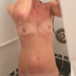 Small tits of my wife - My Wife 50+