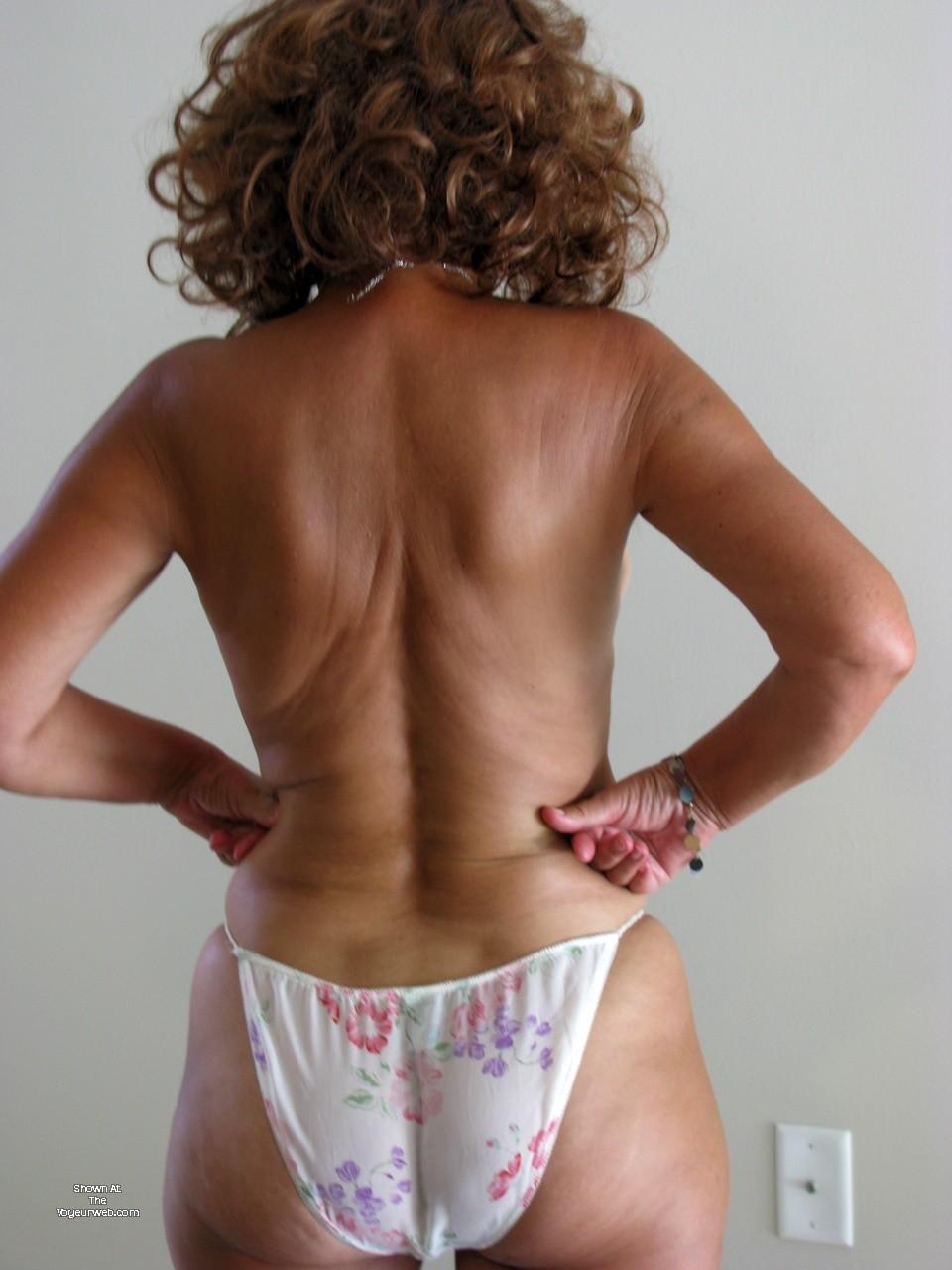 Pic #1 My ass - Nadine