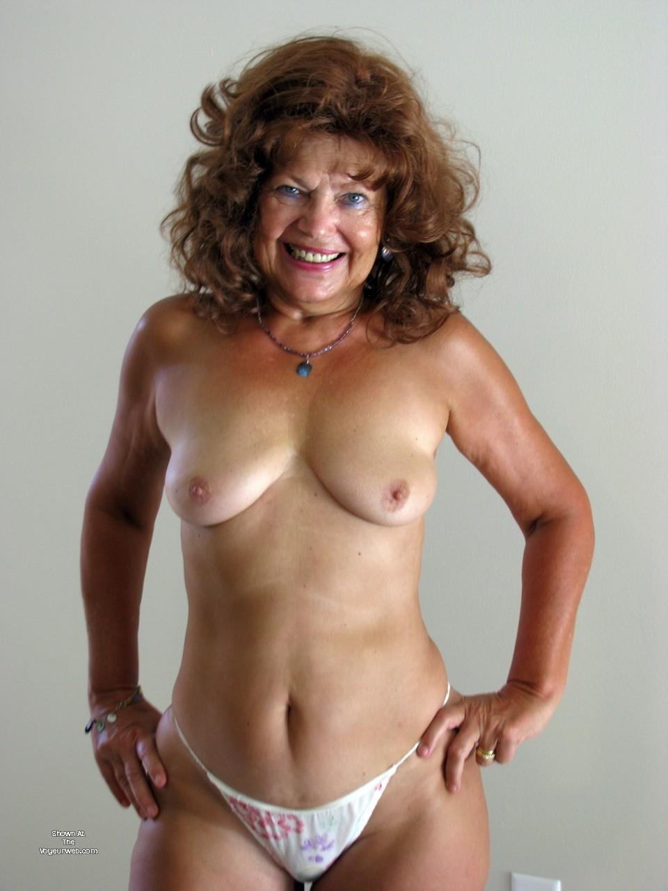 Pic #1 My small tits - Nadine