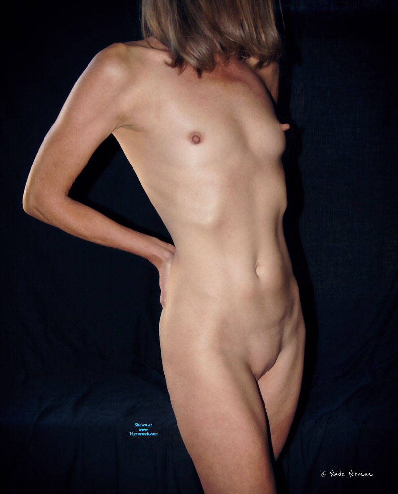 Pic #9 Nirvana In Leather - Nude Girls, Small Tits, Shaved, Amateur