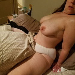 First Time - Big Tits, Bush Or Hairy, Amateur