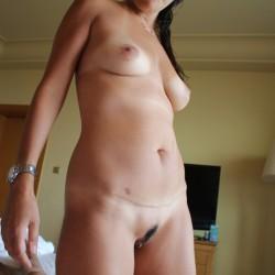 Small tits of my ex-wife - Esmalima