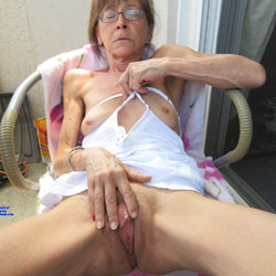 Wide Open - Wife/Wives, Amateur, legs spread wide open, Mature
