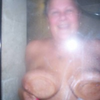 My very large tits - lippie