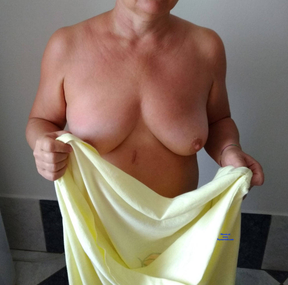 Pic #8 My Naked Wife - Nude Wives, Big Tits, Amateur
