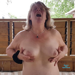 Heathers Beautiful Tits - Big Tits, Outdoors, Amateur