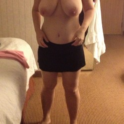 My large tits - Au Natural