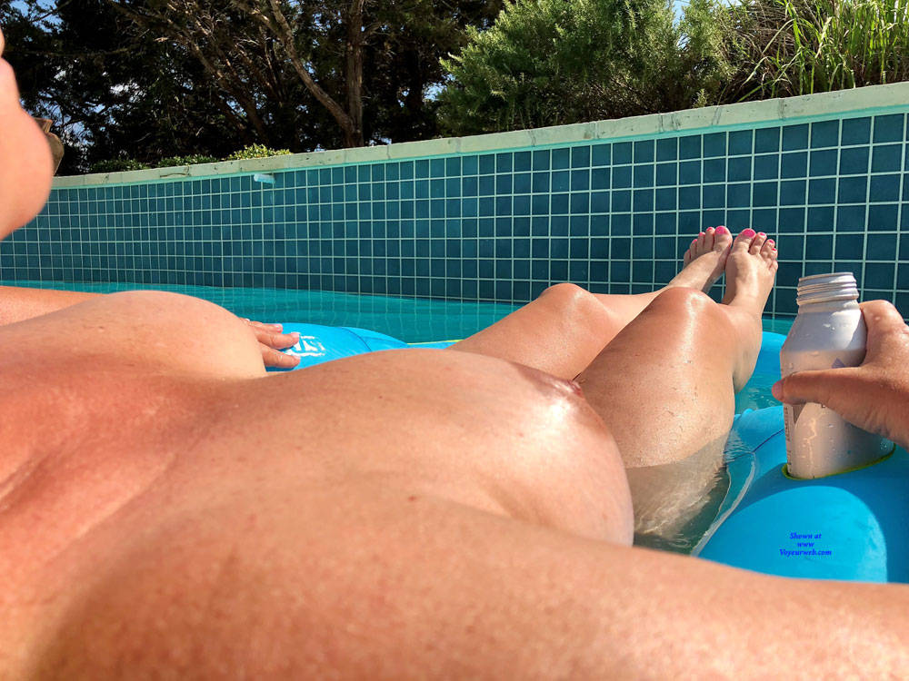 Pic #1 Pool Party - Big Tits, Outdoors, Amateur