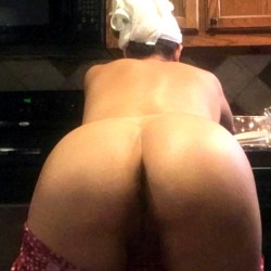 My girlfriend's ass - Melissa