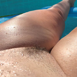 Pool Party 2 - Outdoors, Bush Or Hairy, Amateur