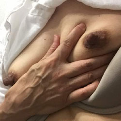Nipples And Little More - Big Tits, Amateur, Hard Nipples, Big Nipples