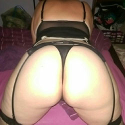 French Bitch - Amateur, Round Ass