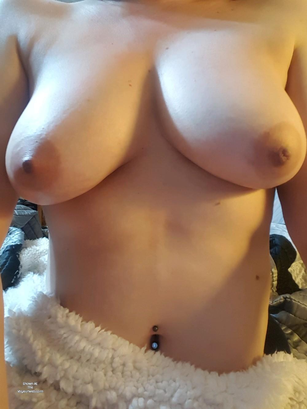 Pic #1 Medium tits of my wife - Mrs Katt
