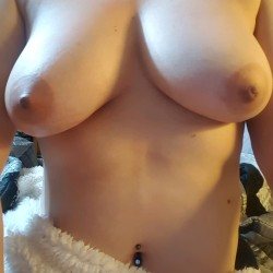 Medium tits of my wife - Mrs Katt