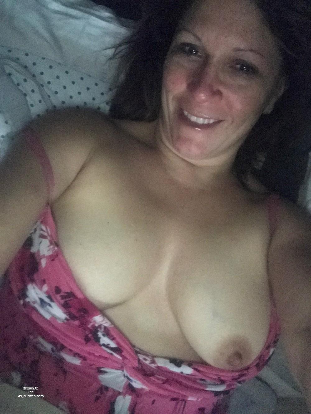 Pic #1 My medium tits - Melissa
