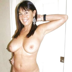 Sexy Hot Cougar - Big Tits, Brunette, Amateur, Natural Tits