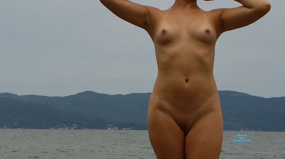 Pic #5 Nude Beach Day 2 - Nude Girls, Beach, Outdoors, Amateur