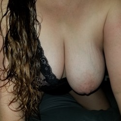 Large tits of my wife - SexyAlice