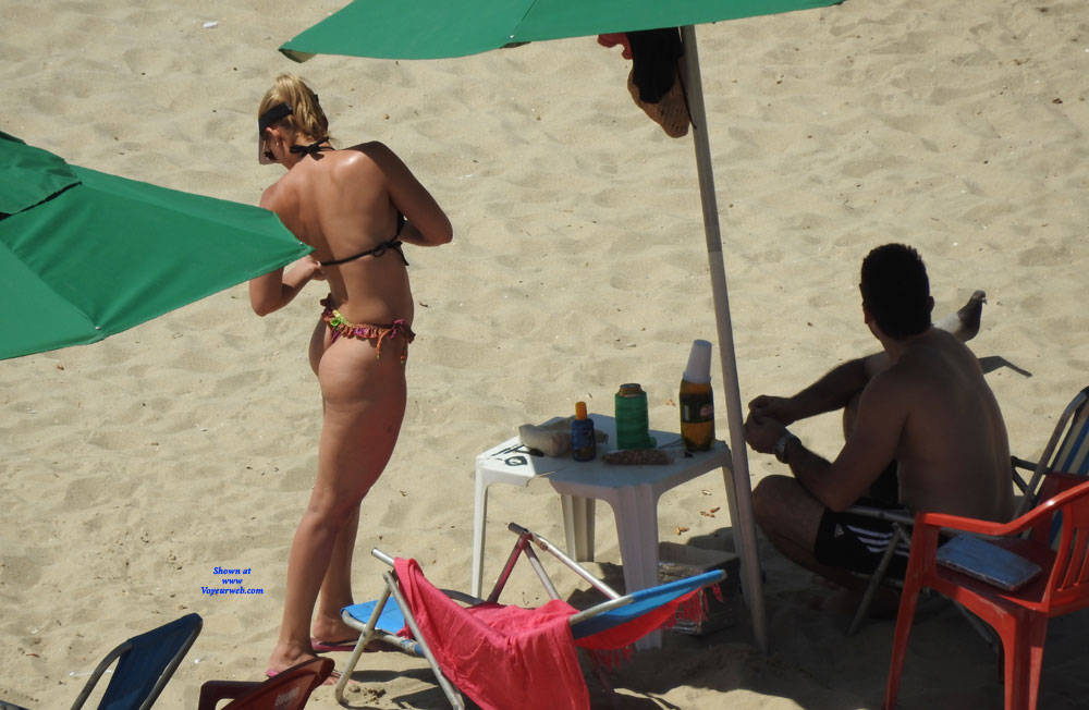 Pic #5 Brazilian Ass From Recife City - Beach, Outdoors, Bikini Voyeur, Beach Voyeur