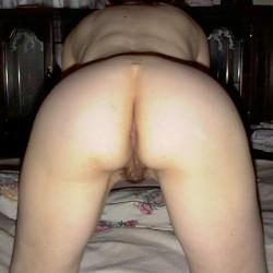 My wife's ass - MaryN