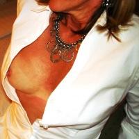 Medium tits of my girlfriend - Cindy Tyhardone