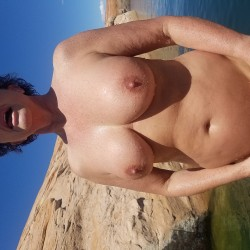 Large tits of my wife - Cubmistress