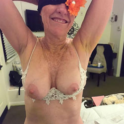 Kathy's 65th Birthday Part 1 - Nude Amateurs, Big Tits, Mature